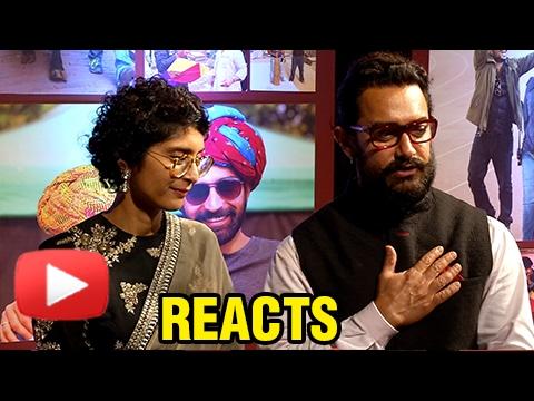 Aamir REACTS On Sanjay Leela Bhansali Attack in Ja