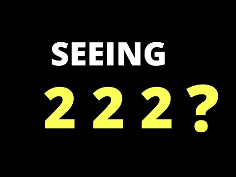 Angel Number 222 Meaning: Are You Seeing 222? (2021)