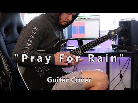 POLARIS - Pray For Rain   Guitar Cover