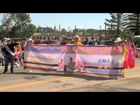 2014 Calgary Stampede Parade