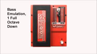 FrugalGuitarist.com's video demo of the new 5th generation Whammy pedal from Digitech along with their rack mount GSP1101 multi-effects unit. Check out the f...