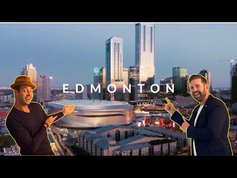 THIS IS EDMONTON, Alberta | Move to Edmonton, Alberta, Canada