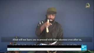 BOKO HARAM - Leader Vows To Disrupt Nigeria Election