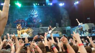 Iron Maiden - Death Or Glory Live from The Book Of Souls World Tour. Eden Arena Prague, Czech Republic 5.7.16 (Video by Nadav Alidort)
