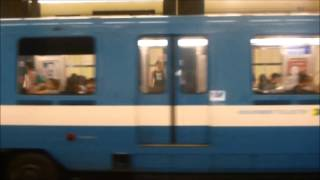 Montreal Metro Sounds