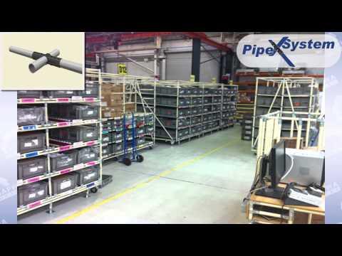 Pipex - Pipex Applications - Pipex System - بايبكس - بايبكس سيستم - تطبيقات البايبكس