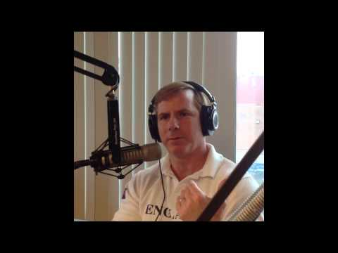 Comedian Tom Cotter on The Loren & Wally Morning Show