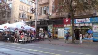 Sofia Bulgaria  city images : Walk in Sofia, Bulgaria