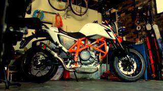 5. KTM 690 R Duke 2013