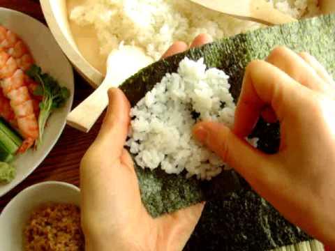 「手巻き寿司」はこう巻こう!巻き方のコツとおすすめの具10選