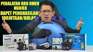 Video Peralatan Ngojol untuk Dapat Penghasilan 100Jutaan/Bulan | Bro Omen MP3, 3GP, MP4, WEBM, AVI, FLV Januari 2019