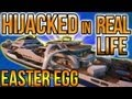 "BO2 - Hijacked In Real Life ""EASTER EGG"" (Black Ops 2 Google Maps)"