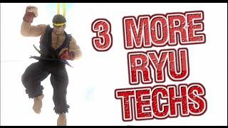3 Ryu Techs