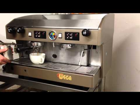 Refurbished Wega Atlas Espresso Coffee Machine