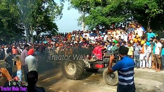 Ford 3600 Vs Mahindra Arjun 555 Tractor Tochan Mukabla Pind Budhi Tanda Hoshiarpur