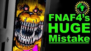 Video Game Theory: FNAF 4 got it ALL WRONG! MP3, 3GP, MP4, WEBM, AVI, FLV Agustus 2018