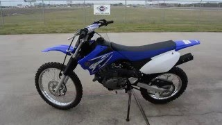 2. FOR SALE $1,699:  Pre Owned 2009 Yamaha TTR 125 LE Electric Start
