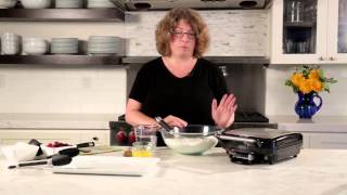 4 Slice Belgian Waffle Maker - Square Demo Video Icon