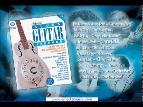 eMedia Blues Guitar Legends Demo