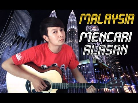 (Exist) Mencari Alasan / Alasanmu  – Nathan Fingerstyle | Guitar Cover | Malaysia Top Songs