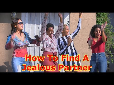 How To Find Your Jealous Partner😂COMEDY😂 (David Spates)