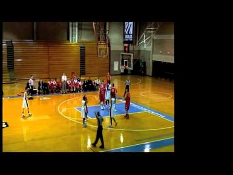 Mike Mitchell Basketball Highlight Umass Boston