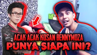Video #MagicVlog : BENNYMOZA KITA PAKSA ROOM TOUR! MP3, 3GP, MP4, WEBM, AVI, FLV Desember 2018