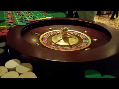 St. Louis Inflatables - Roulette Table Rental