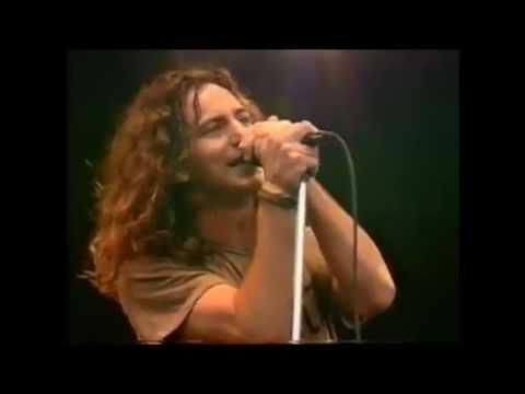 Eddie Vedder's isolated vocals
