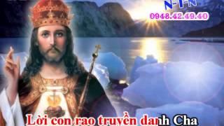 THANH CA TON VINH - DOI THAY (TONE NU)