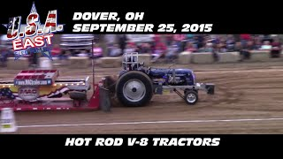 Dover (OH) United States  City new picture : 9/25/15 USA-East Dover, OH Hot Rod V-8 Tractors