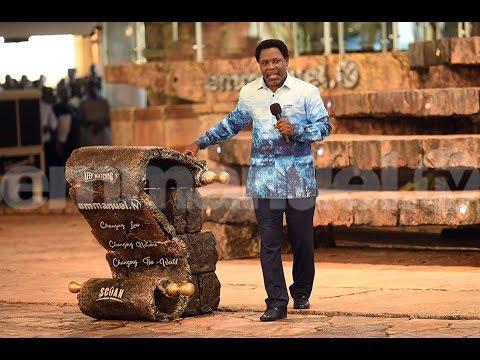SCOAN 20/11/16: (Part 1/3) Message; Let God Release You by TB Joshua. Live Sunday Service