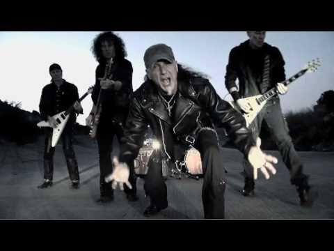 ACCEPT New World Comin' Tribute video 2011 (видео)