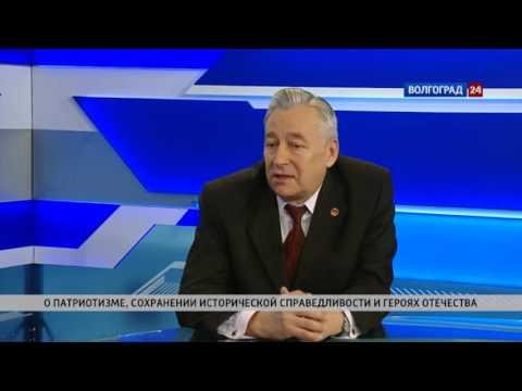 Сергей Назаров, генерал-майор МВД, председатель Волгоградского областного совета ветеранов