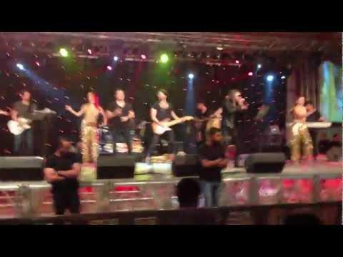 Mansour ft Jamshid Naz Maka Live in Concert Erbil (видео)
