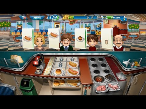 Cooking Fever-Windows GamePlay FHD