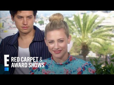 """Lili Reinhart On """"Intense"""" Filming & Working with J.Lo for """"Hustlers""""   E! Red Carpet & Award Shows"""