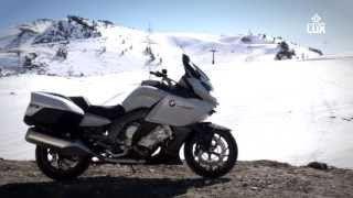 10. BMW K 1600 GT - First Contact - Road Riding