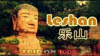 Leshan China  city images : Trip on tube : China trip ( 中国 ) Episode 7 - Leshan Mount. ( 乐山 ) [HD]