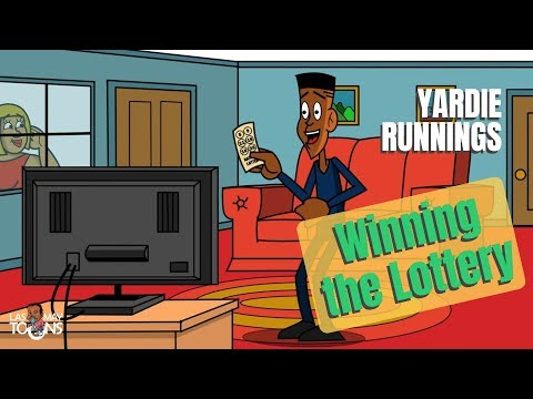 Yardie Runnings #11 | Winning The Lottery | Jamaican Animation Comedy