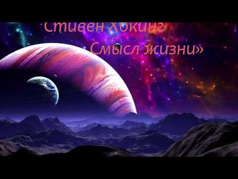 Стивен Хокинг - «Смысл жизни»