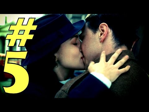 James McAvoy and Keira Knightley romantic & hottest scenes from