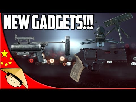 BF4 SW40 Revolver! NEW GADGETS! Helicopter Mines and M320 3GL Review – Th3 Chinese Guy