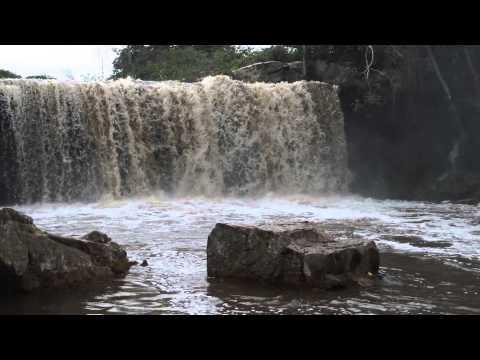 Cachoeira Parque das Águas em Carnaubal