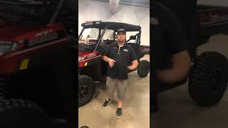 8. 2019 Polaris Ranger Crew 1000 XP