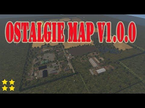 Ostalgie Map v1.0.0