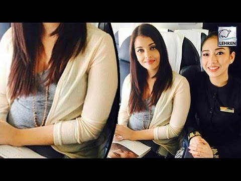 Video Is Aishwarya Rai PREGNANT Again? | LehrenTV download in MP3, 3GP, MP4, WEBM, AVI, FLV January 2017
