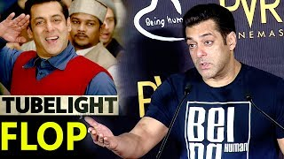 Salman Khan SHOCKING Reaction On Tubelight A FLOP Movie