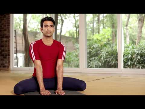 Learn Yoga one step at a time. Covers entire regimen for beginners - basic chalana kriyas, asanas & pranayam.