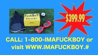 Fuckboy Starter Kit
